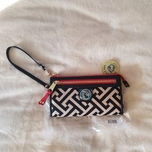 NWT Spartina 449 clutch-wallet